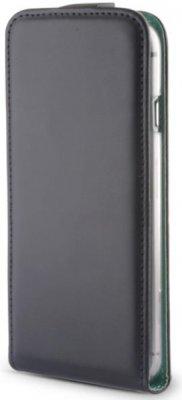Fodral till Sony Xperia Z5 Compact med 2 kortplatser - Svart/Magenta