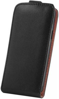 Fodral till Sony Xperia Z5 Compact med 2 kortplatser - Svart/Röd