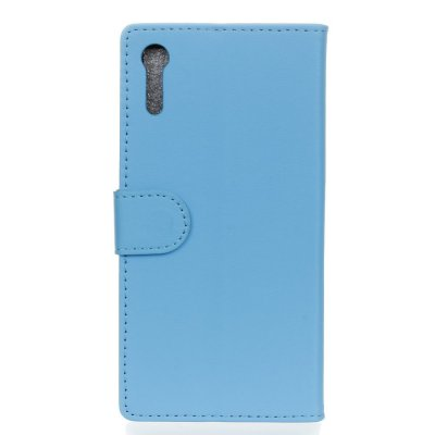 Plånboksfodral till Sony Xperia XZ - Blå