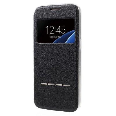 View fodral till Samsung Galaxy S7 - Svart