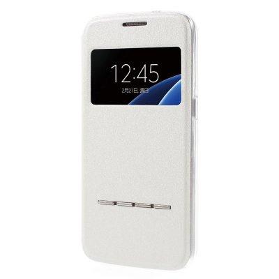 View fodral till Samsung Galaxy S7 - Vit
