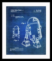 Robot II Blueprint, Tavla