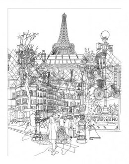 Paris, David Bushell