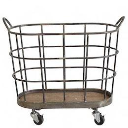 William Basket, förvaringskorg på hjul, Affari