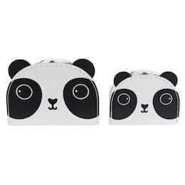 Pandaväskor, Sass & Belle