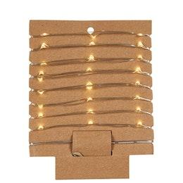 Ljusslinga koppar, 50 lampor, Affari
