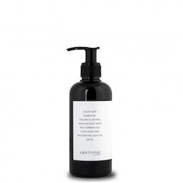 Björktuva liquid soap, Vakinme