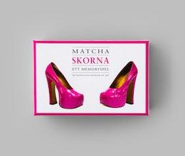 Matcha Skorna memory, Printworks Market