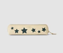 Pennfodral med Stjärnor, Beige, PrintWorks Market