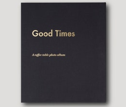 Good Times Coffee table photo album, Printworks Market