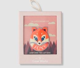 Foxy Sticker, PrintWorks Market