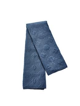 Geometric Twilight Blue Överkast, Classic Collection