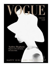 Audrey Vogue, Poster