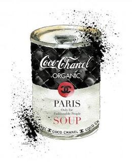 Fashion Soup, Poster
