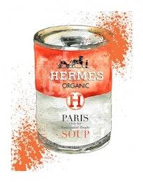 Hermes Soup,  Poster