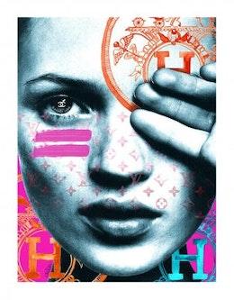 Kate runway rebel, Poster