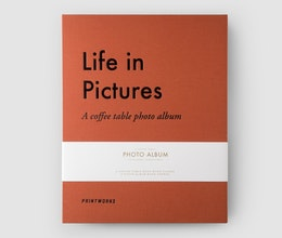 Life in Pictures, Coffee table photo album