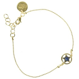 Lite Star Blue, Armband