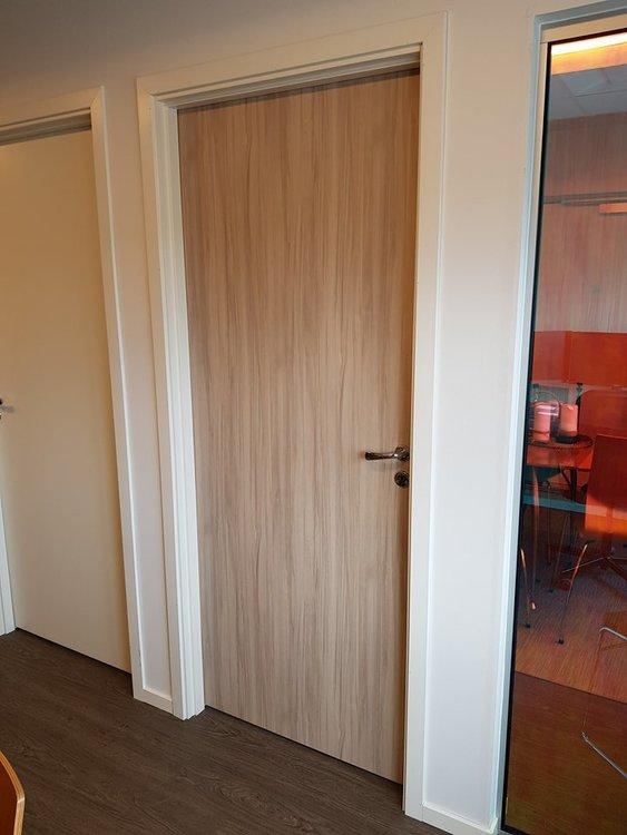 Färdig lösning: Dörr