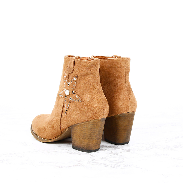 Footloop - cate milly brown boots