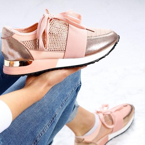 FOOTLOOP - WOMEN SNEAKERS IN PINK