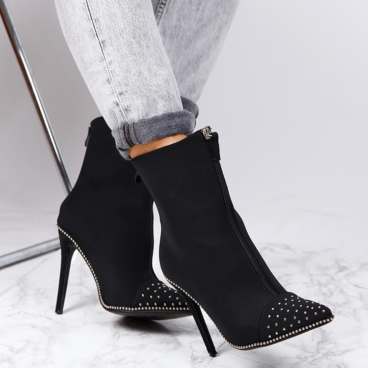 women kade heels in black