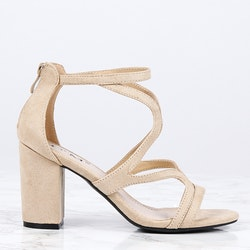 Footloop - Cate Milly Heels in Open Cut
