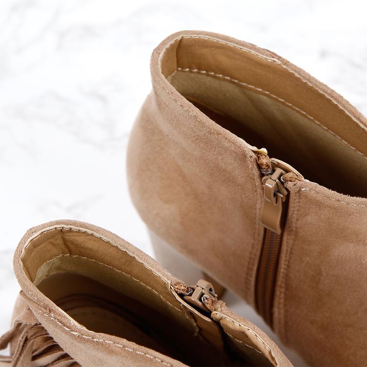 women cate milly brown heels