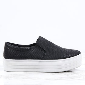 cate milly sneakers in black
