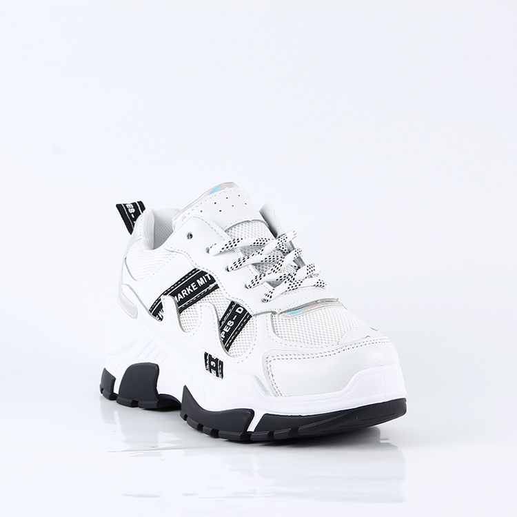 Chunky sneakers Jenny in white