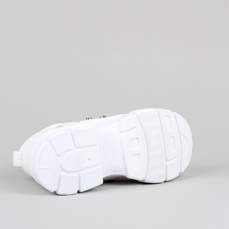 Chunky sneakers Alice in white