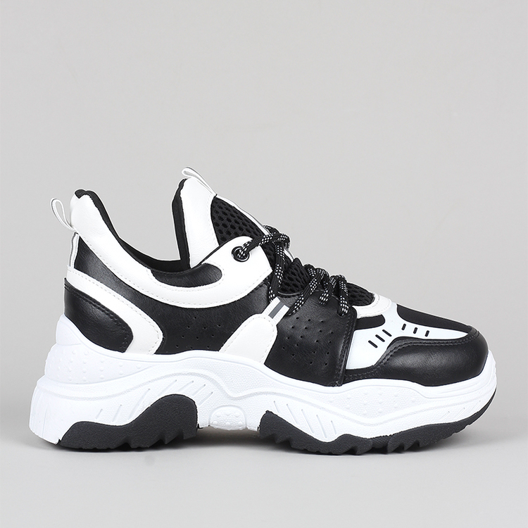 Chunky sneakers Stella in black