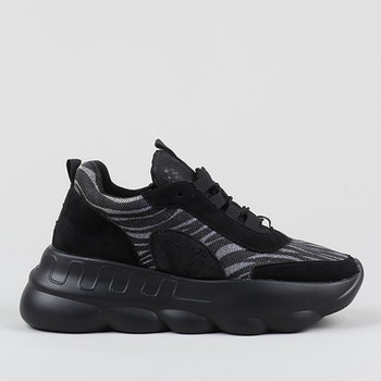 Sneakers Becca in black