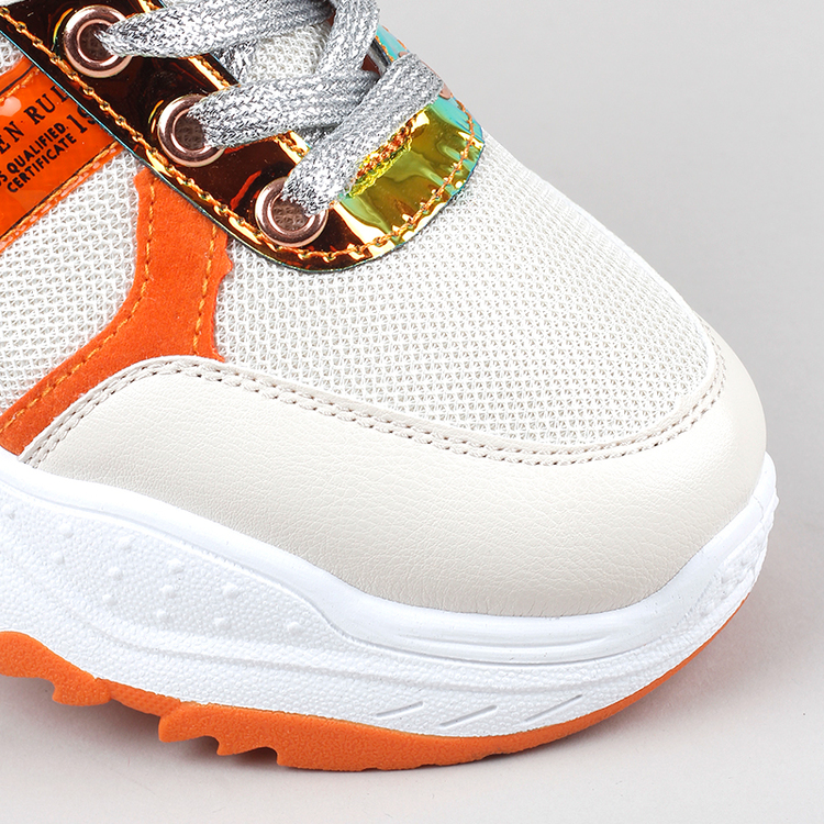 Chunky sneakers Amber in white