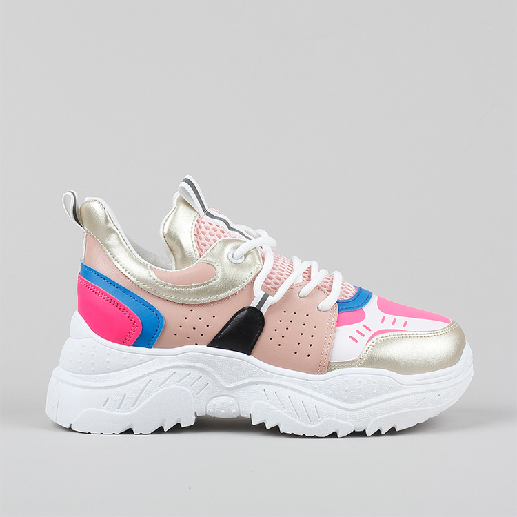 Sneakers Madison in pink