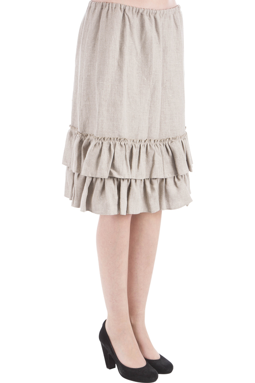 Design By Pia kjol i lin