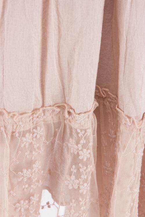 Du&Jag Elina spetsklänning