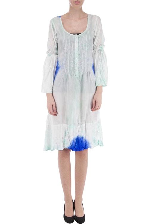 Sidenklänning från turQuoise
