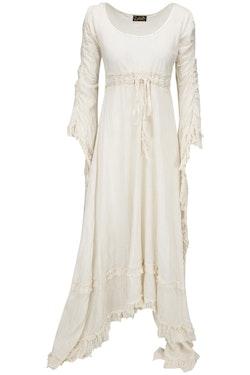 Kailash unik lång klänning