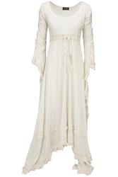 Kailash unik lång klänning, i alv stil