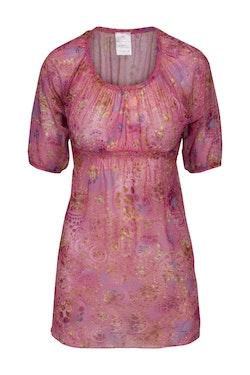 Sunkini  tunika finns i rosa och turkos