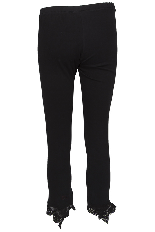 Sköna svarta leggings 11288 från Ewa i Walla