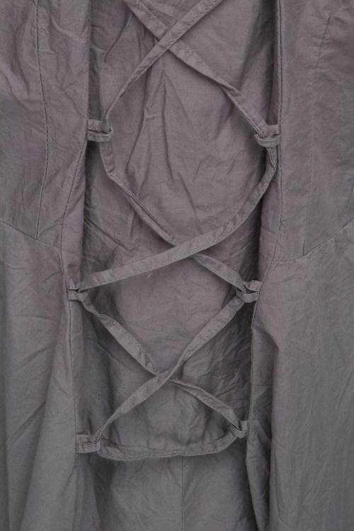 Ewa i Walla klänning med snörning bak 55498