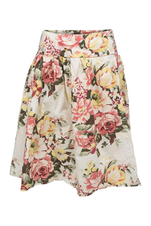 Ewa i Walla blommig kjol 22850