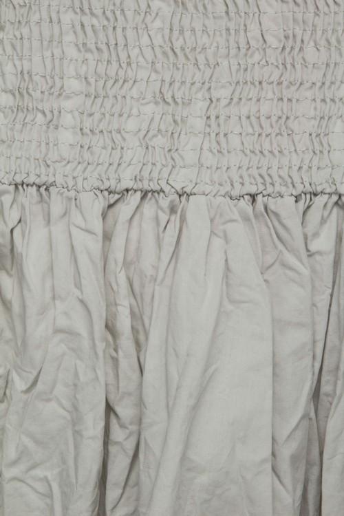 Ewa i Walla kjoli crispig bomull, soft mint 22840