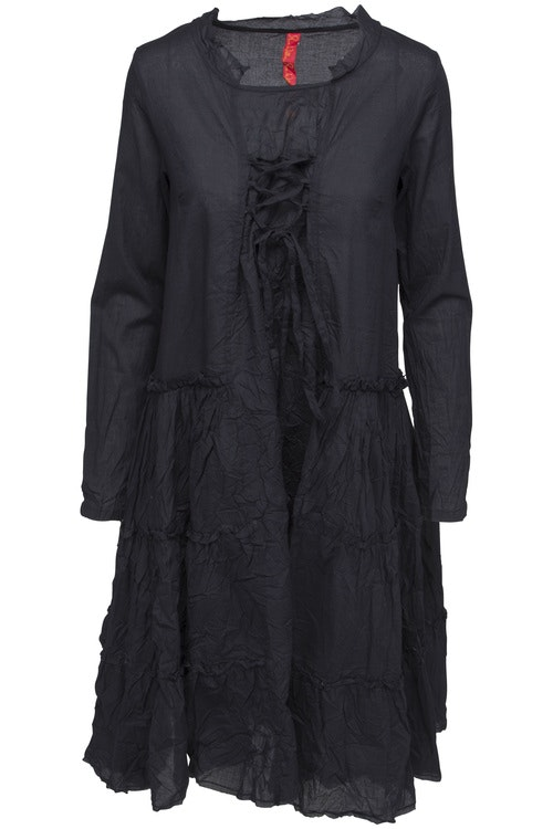 Ewa i Walla klänning svart 55495
