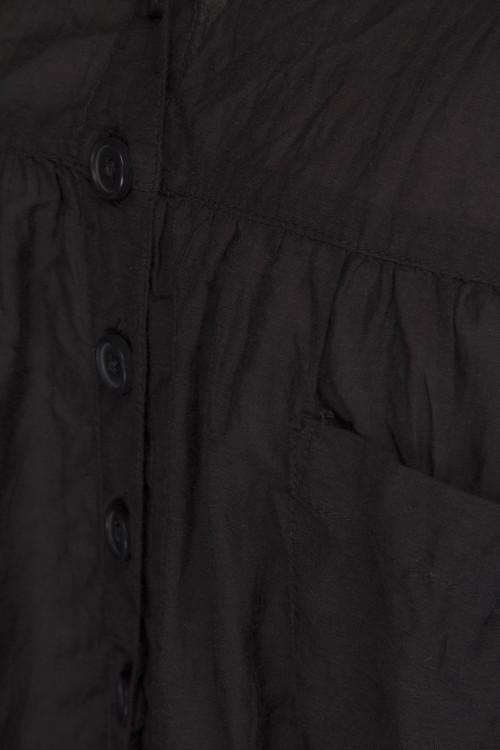 Ewa i Walla Blus Vintage Black 44498