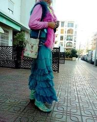 Kjol från Kailash Stockholm Ibiza i 3 färger