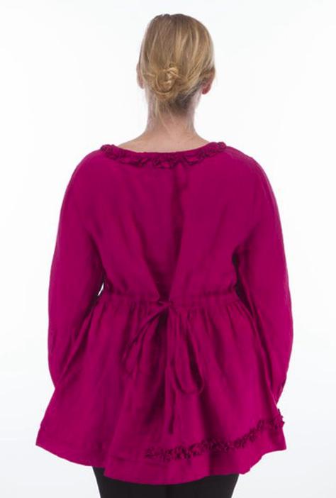 Blusjacka från Östebro i 100% lin