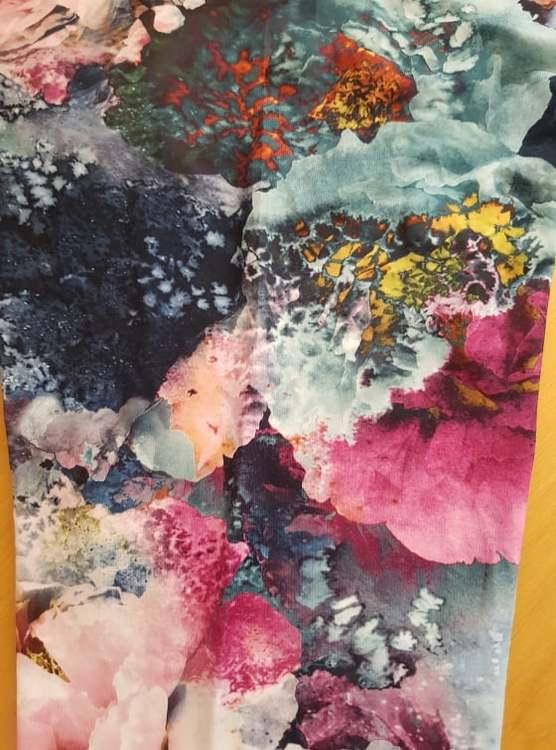 Legging med fotoprint, finns i 2 färgställningar